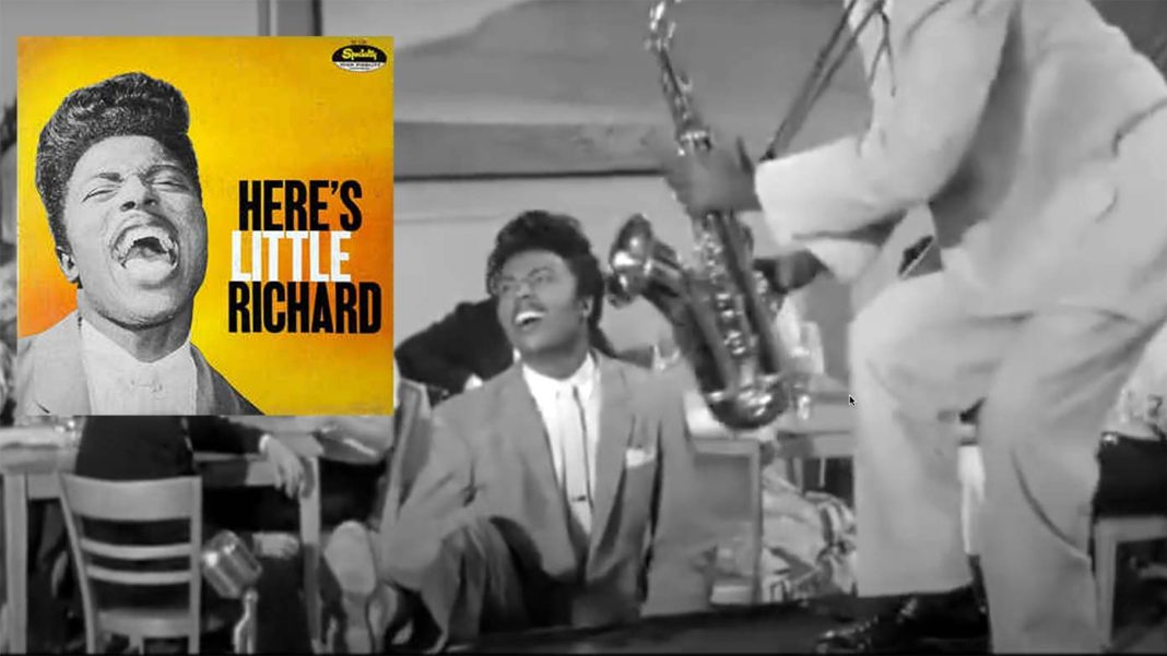 Little Richard R.I.P.